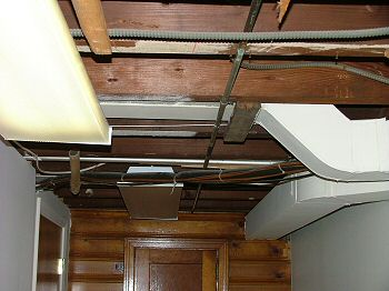 basement ceiling project rh pagetuner com Inexpensive Basement Ceiling Ideas Drop Ceilings for Basements